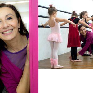 Professeur de danse classique, modern jazz, flamenco et claquettes