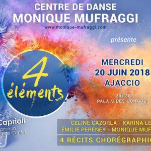 Gala de Danse le 20 juin 2018 au Palais des Congrès
