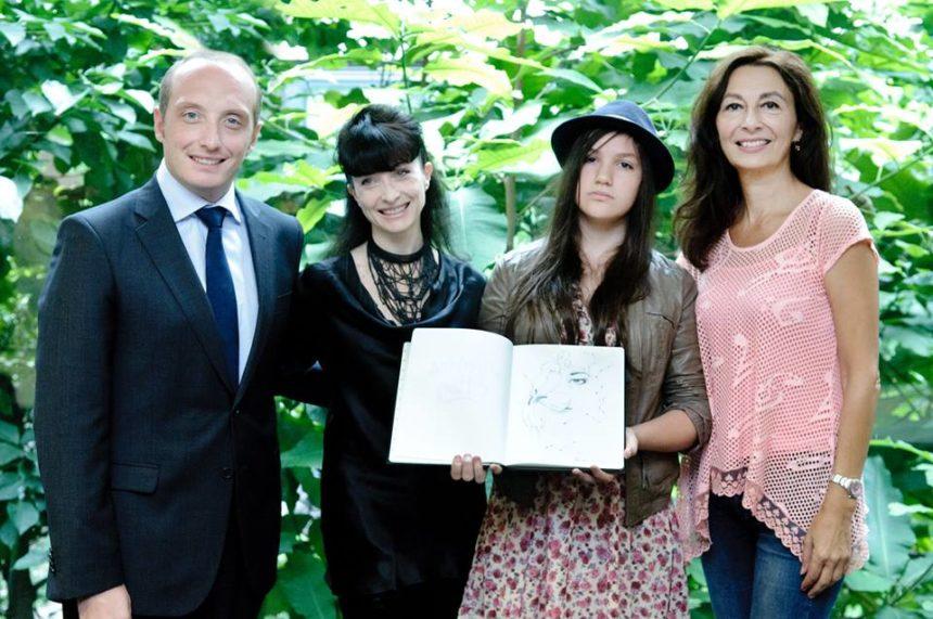 Ariakina Ettori récompensée par le Prix Isabelle Ciaravola 2013