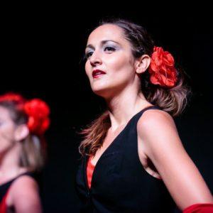 celine cazorla flamenco
