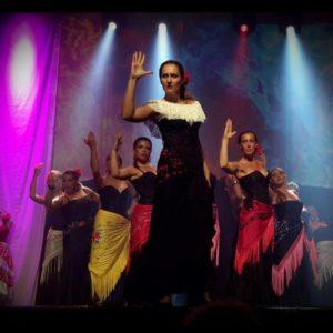celine cazorla danse le flamenco