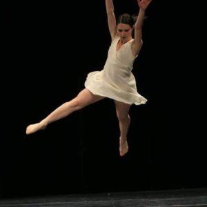 Emilie Pereney professeur de danse