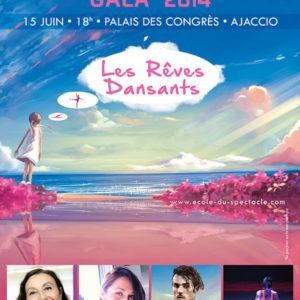 gala 2014 - Les rêves dansants