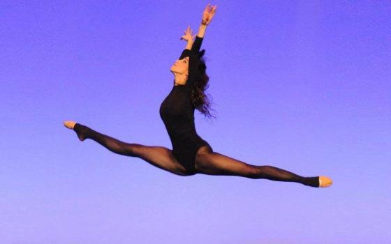 Stage de Danse avec Jacky Sabrina Rouillon les 9 et 10 janvier 2018