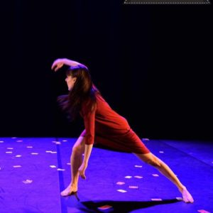 Céline Lenzi professeur de danse chorégraphe