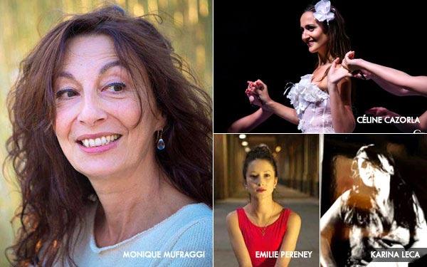 Professeurs de danse chez Monique Mufraggi