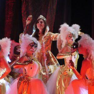 Spectacle de danse de fin d'année